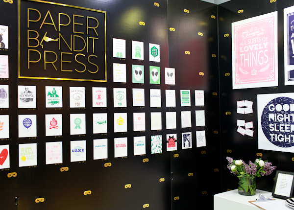 OSBP National Stationery Show 2014 Paper Bandit Press 8 National Stationery Show 2014, Part 3