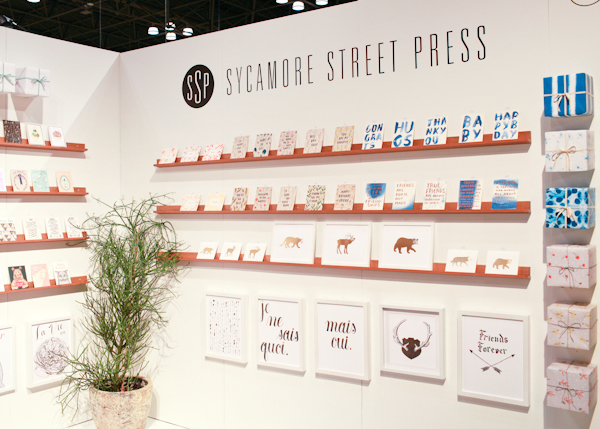 OSBP National Stationery Show 2014 Sycamore Street Press 3 National Stationery Show 2014, Part 2