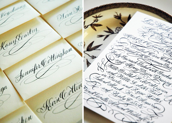 AllisonRBanks 3 Calligraphy Inspiration: Allison R. Banks Designs