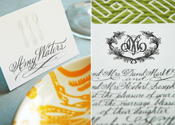 AllisonRBanks 6 Calligraphy Inspiration: Allison R. Banks Designs