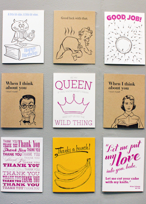 OSBP NSS 2014 Black Heart Letterpress 15 National Stationery Show 2014, Part 13