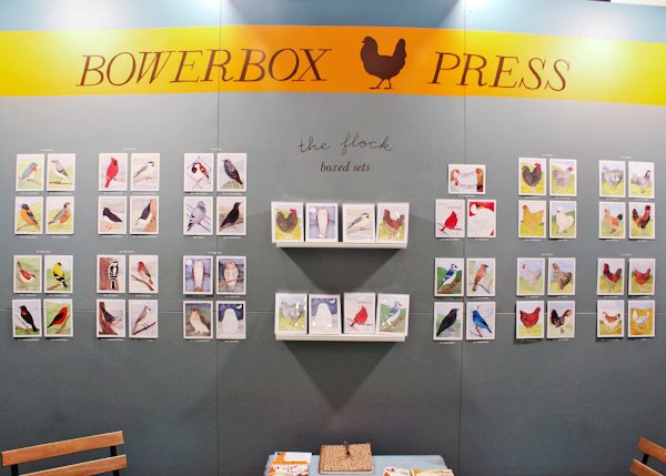 OSBP NSS 2014 Bowerbox Press 4 National Stationery Show 2014, Part 13
