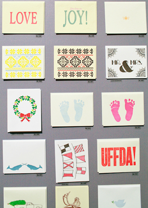 OSBP NSS 2014 Ladies of Letterpress 15 National Stationery Show 2014, Part 12