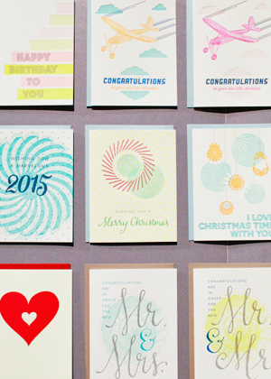 OSBP NSS 2014 Ladies of Letterpress 40 National Stationery Show 2014, Part 12