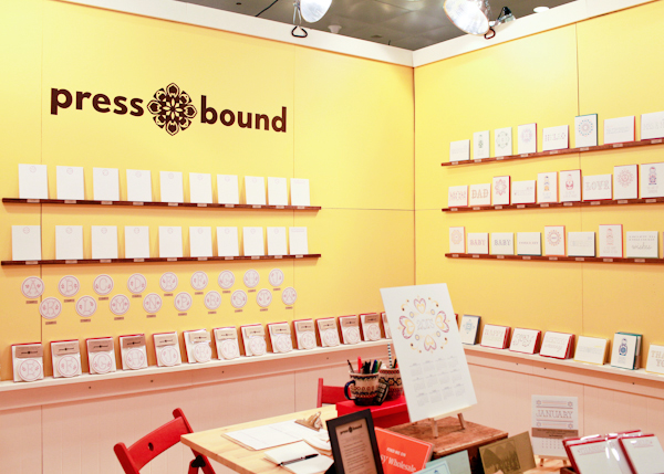 OSBP NSS 2014 Pressbound 2 National Stationery Show 2014, Part 13