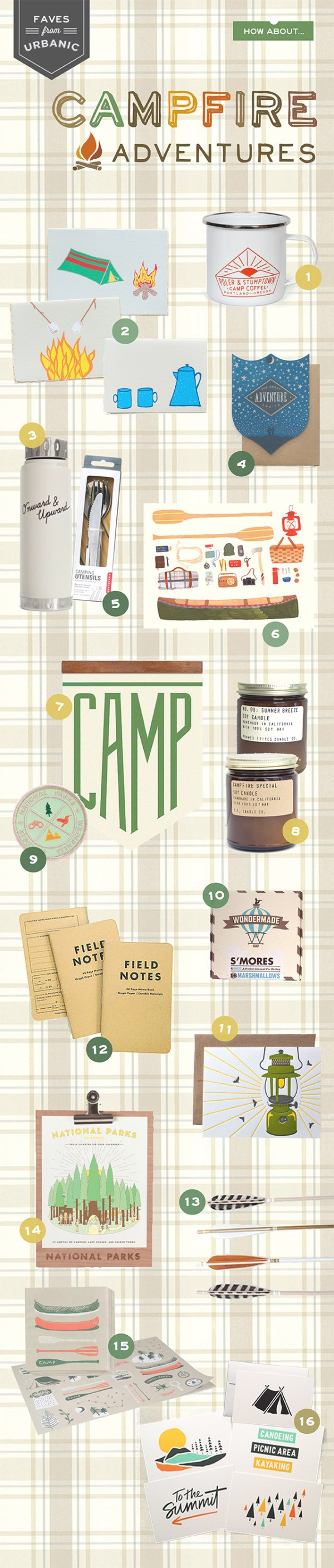 camp final 600x2815 Urbanic Faves | Campfire Adventures