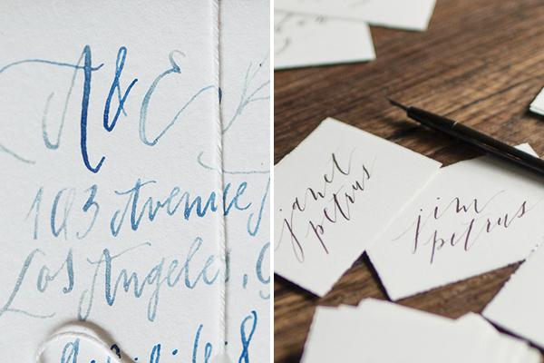 MKS 6 Calligraphy Inspiration: Meghan Kay Sadler