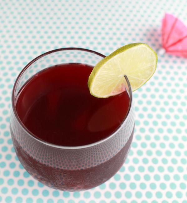 Tropical Sangria Signature Cocktail Recipe OSBP 23 Friday Happy Hour: Tropical Sangria