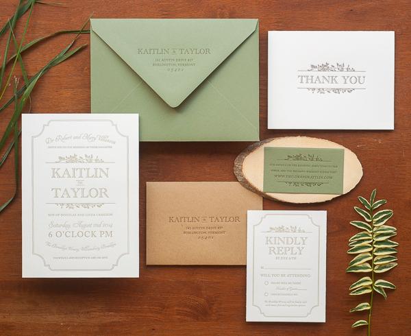 Urban Winery Wedding Invitations Christa Alexander OSBP Kaitlin + Taylors Urban Winery Wedding Invitations
