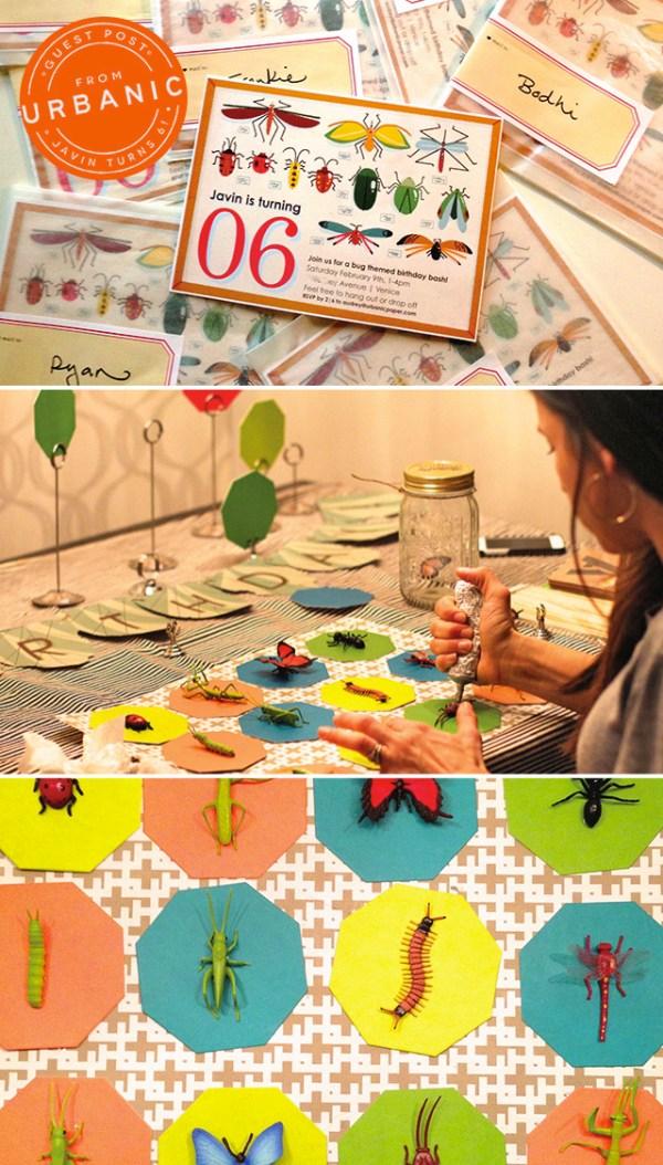 javin1 600x1054 Bug Birthday Party | Urbanic