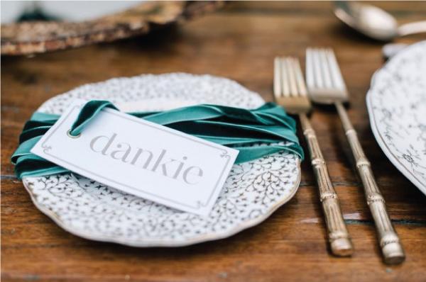 jewel tone wedding stationery 2 Wedding Stationery Inspiration: Jewel Tones