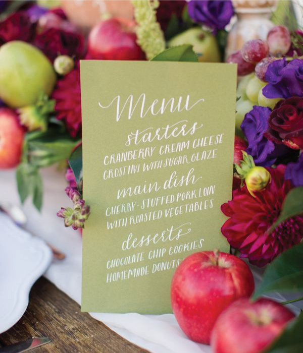 jewel tone wedding stationery 6 Wedding Stationery Inspiration: Jewel Tones
