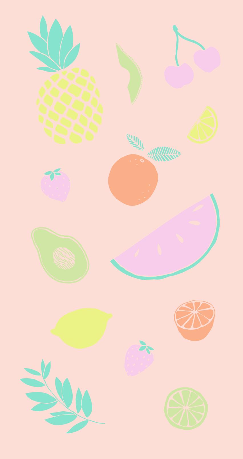 Cute Pastel Color Wallpaper June Desktop Downloads