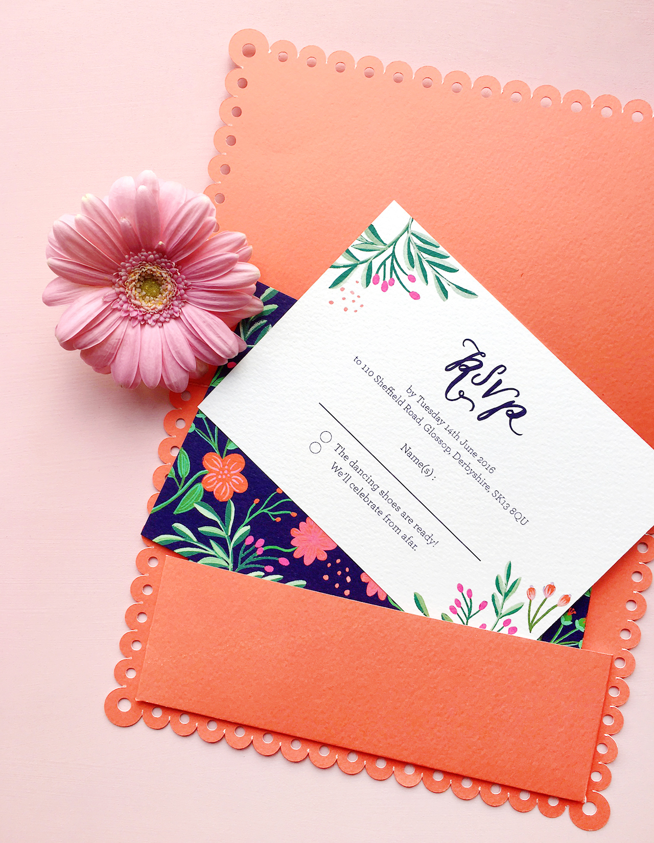 colorful mexican fete inspired wedding invitations mexican wedding invitations Colorful Mexican Fete Inspired Wedding Invitations by BerinMade Oh So Beautiful Paper