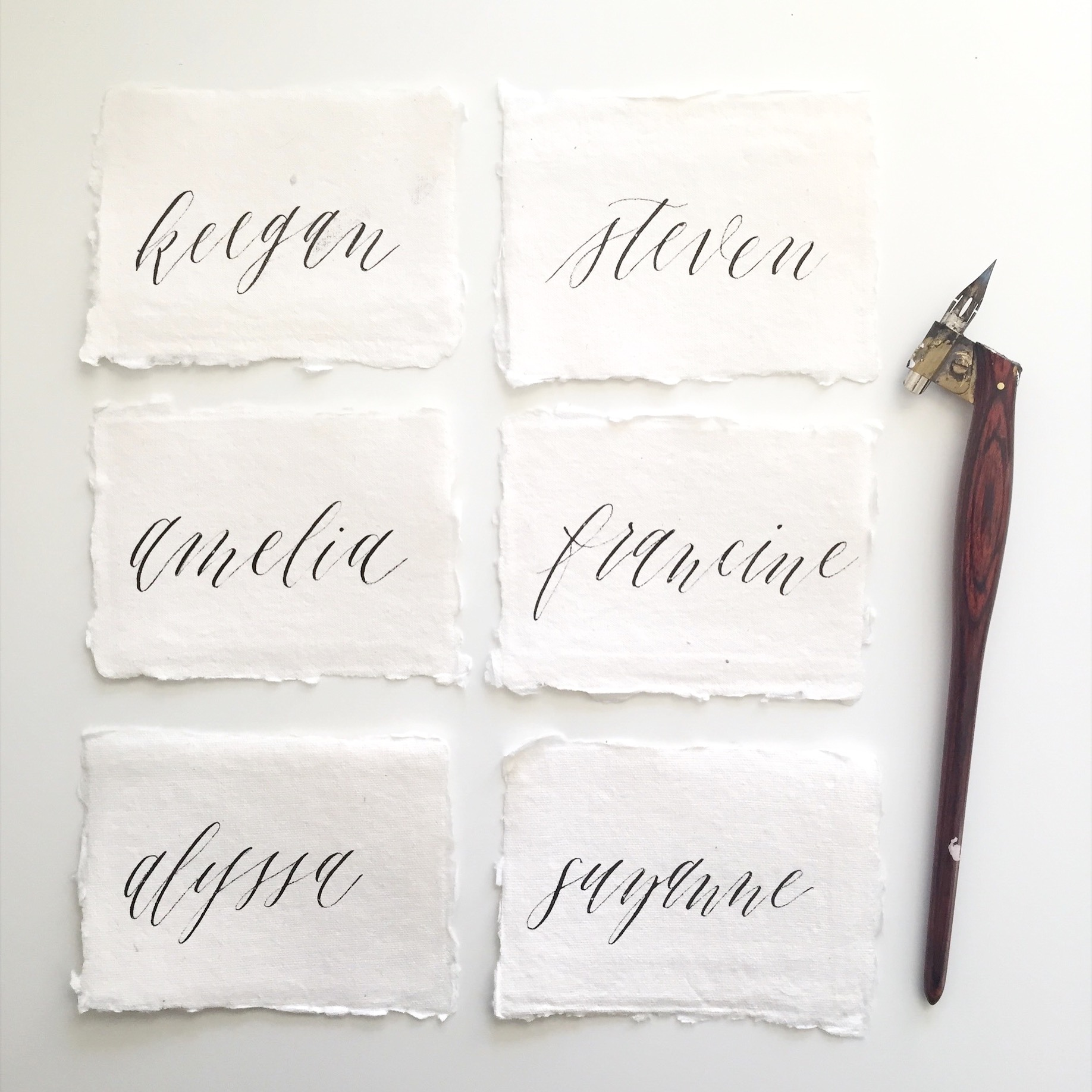Wedding Calligraphy A Guide To Beautiful Hand Lettering Calligraphy Inspiration Miranda Writes