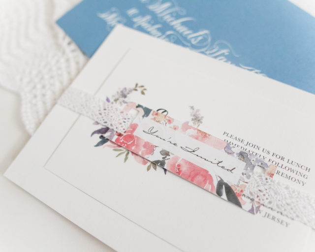 Oh So Beautiful Paper - a celebration of all things paper - birthday card layout