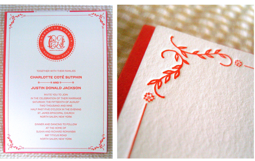 6a00e554ee8a228833011571595326970b 500wi Seersucker + Letterpress Wedding Invitations