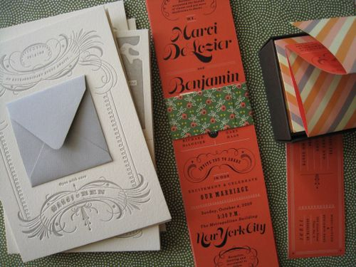 6a00e554ee8a2288330120a617b944970b 500wi Layered Envelope Wedding Invitations