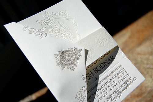 6a00e554ee8a2288330120a61914f7970c 500wi Blind Impression Letterpress Wedding Invitations