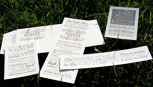 6a00e554ee8a2288330120a8b1e649970b 500wi Single Color Letterpress Wedding Invitations