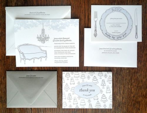6a00e554ee8a228833012876082bef970c 500wi Jenya + Andrés Illustrated Chandelier Wedding Invitations