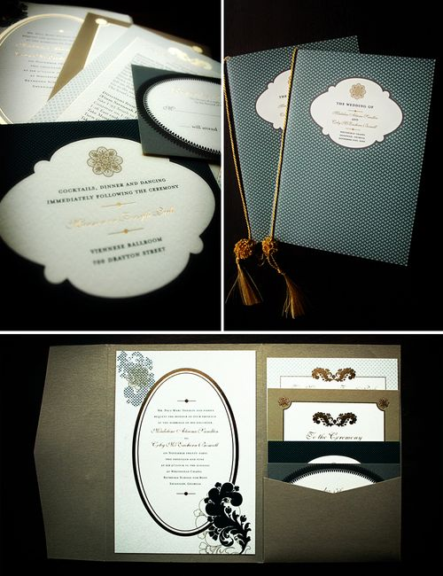 6a00e554ee8a22883301287659cf8e970c 500wi Gilded Wedding Invitations with a French Twist