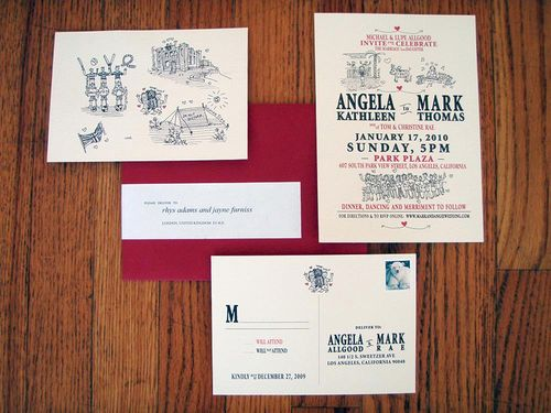 6a00e554ee8a2288330128767150cf970c 500wi Angie + Marks Illustrated Wedding Invitations
