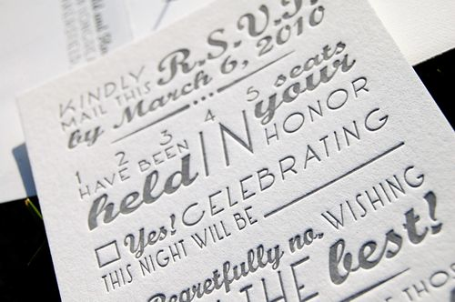6a00e554ee8a228833012877b4b952970c 500wi Single Color Letterpress Wedding Invitations