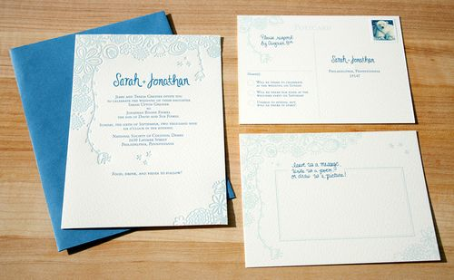6a00e554ee8a22883301310f50c679970c 500wi Sarah + Jons Floral Illustrated Wedding Invitations