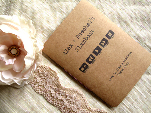 6a00e554ee8a2288330131100273f9970c 500wi Raechel + Alexs Crafty Doily and Kraft Paper Wedding Invitations