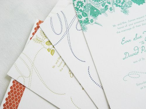 6a00e554ee8a2288330133ed023c71970b 500wi Wedding Invitations — Two Brunettes
