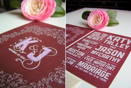 6a00e554ee8a22883301347fb9925c970c 500wi Katy + Jasons Screen Printed Save the Dates