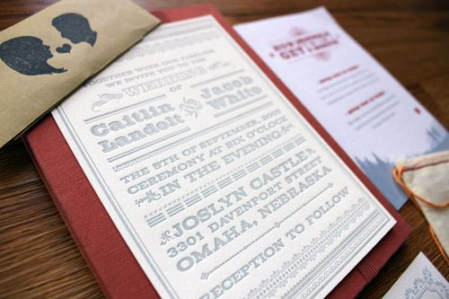 6a00e554ee8a228833013480b4cb7d970c 500wi Cate + Jacobs Bluegrass Silhouette Wedding Invitations