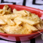 Three Cheese Penne (Macaroni)