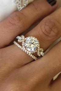 33 Rose Gold Engagement Rings By Famous Jewelers   Oh So ...