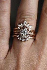 33 Unique Engagement Rings That Will Make Her Happy   Oh ...