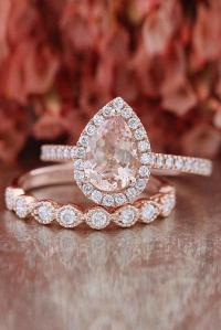 36 Cheap And Stylish Morganite Engagement Rings   Oh So ...