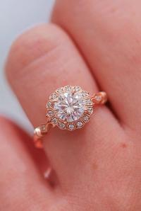 39 Best Vintage Engagement Rings For Romantic Look | Oh So ...