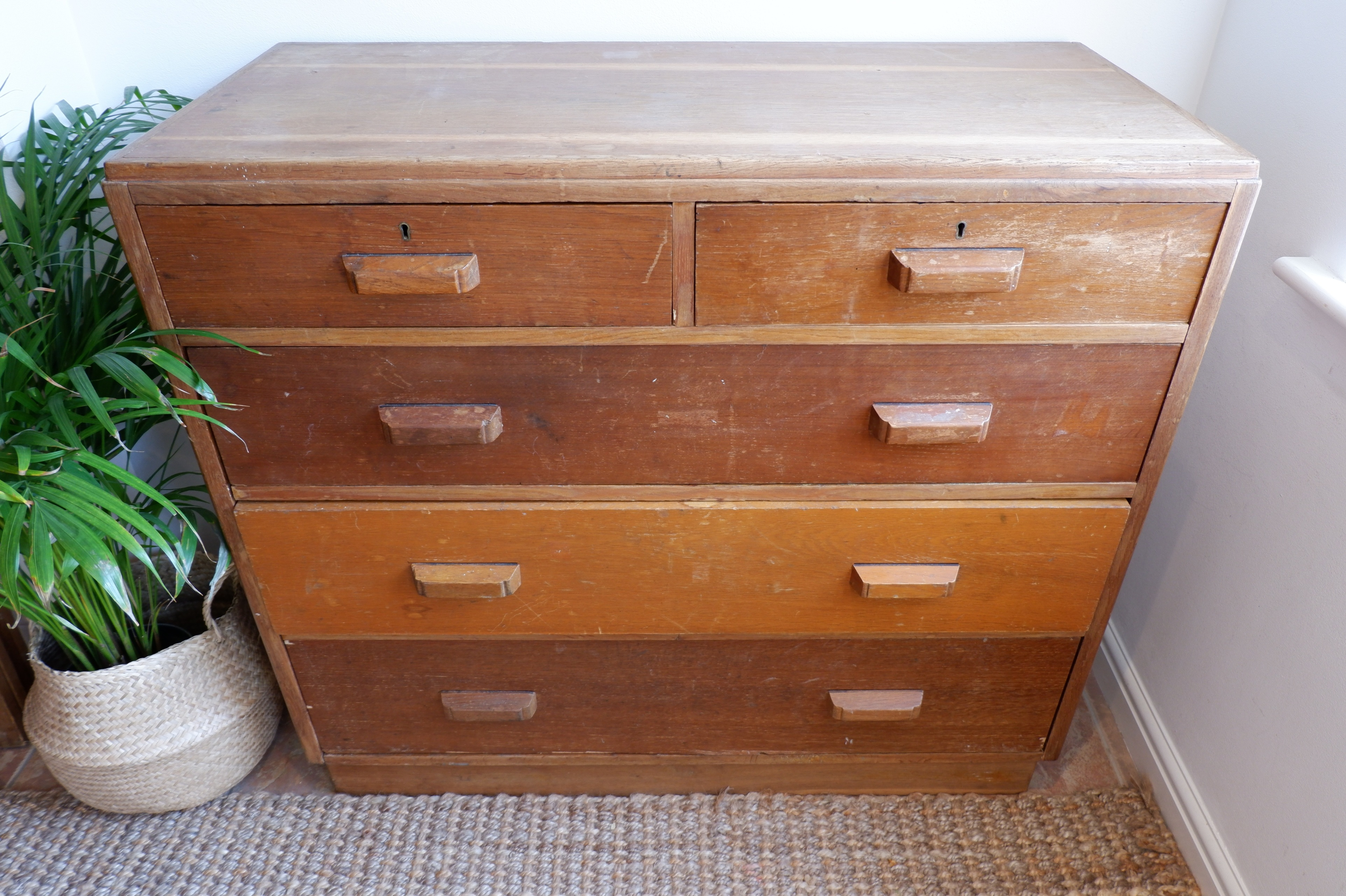 Vintage Industrial Style Antique Vintage Industrial Style Chest Of Drawers