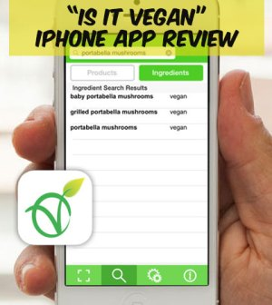 Is It VeganiPhone App Review
