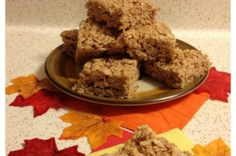 Make Pumpkin Spice Rice Krispie Treats (plus 6 more yummy fall treats)