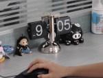 Retro Flip Down Clock