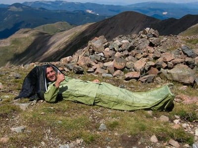 Sleeping Bag Tent Jacket