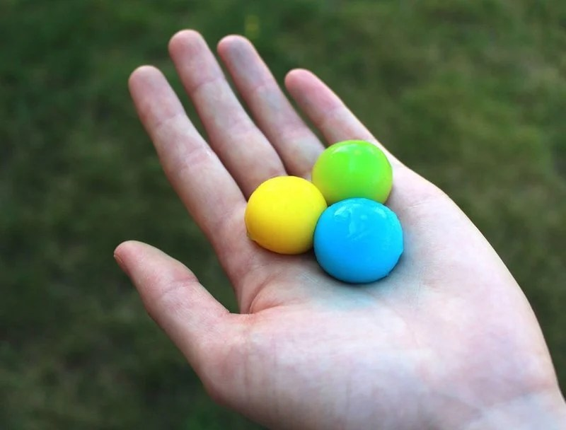 Diy throwable paintballs for Cool life paint cost