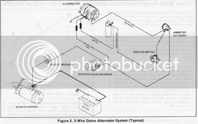 wire alternator wiring diagram my blog