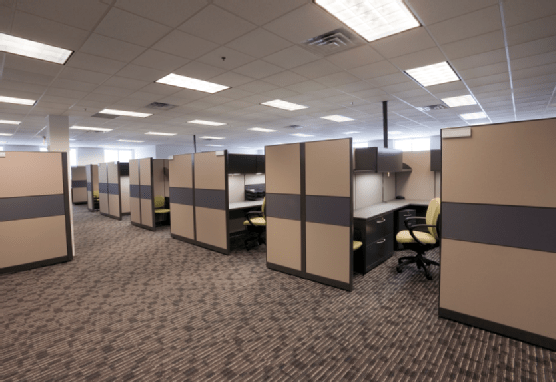 Partisi Ruangan Kantor Office Innovations Inc. Moving Office Cubicles - Office