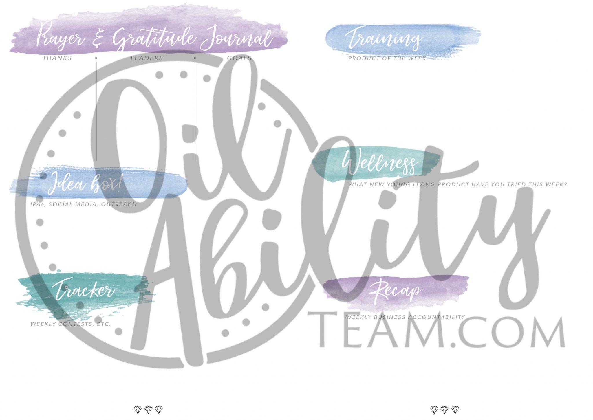 Gameplanner Oil Ability Team