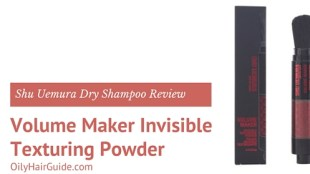 Shu Uemura Volume Maker Invisible Texturing Powder Review