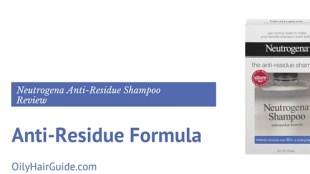 Neutrogena Anti-Residue Shampoo Review