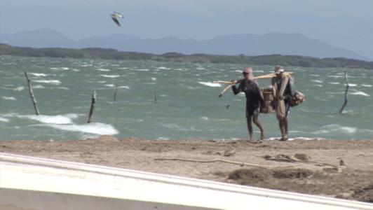 Pescadores de San Mateo del Mar